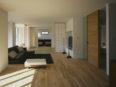 鉄筋コンクリート造。二世帯住宅リノベーション