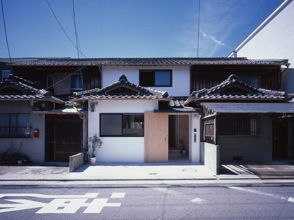 堺の長屋|リノベーション