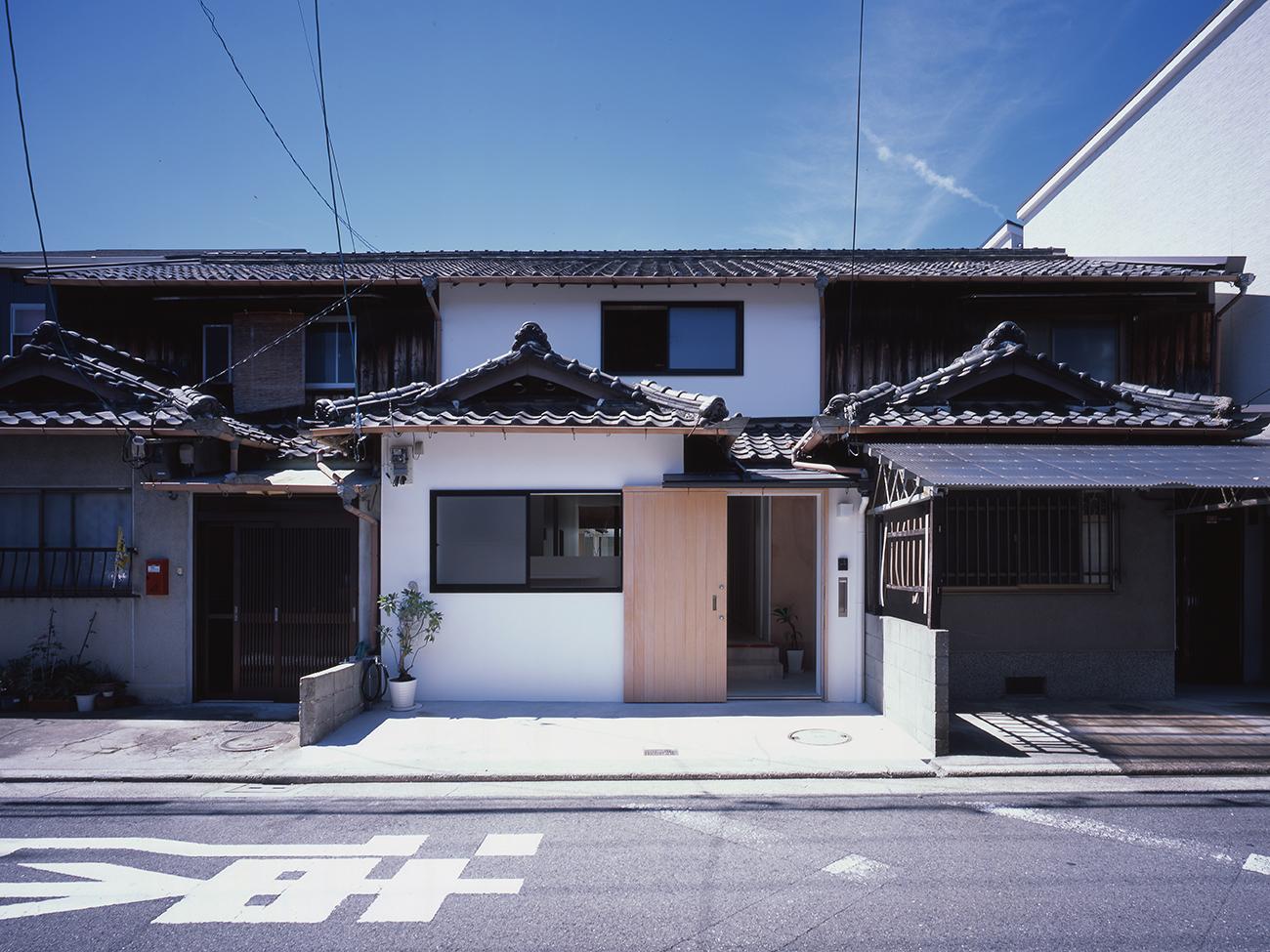 堺の長屋、リノベーション、リフォーム