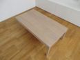 ローテーブル、タモ